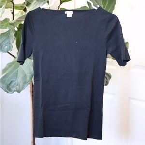 J.Crew fitted t-shirt